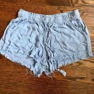 Soft Flowy Shorts